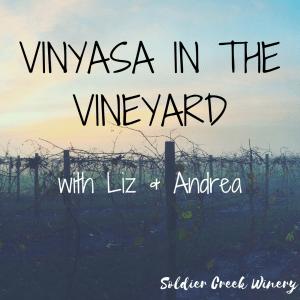 Vinyasa in the Vineyard