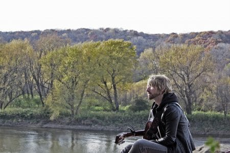 Josh Sinclair Live Music at Soldier Creek Winery