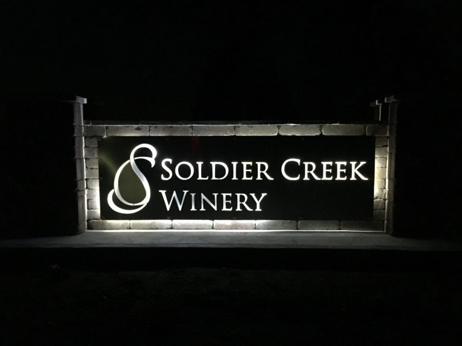 Soldier Creek Winery, What's In A Name?