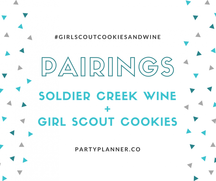 Is it Girl Scout Cookie season again?