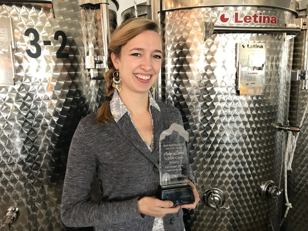 PRESS RELEASE: 2018 Winemaker of the Year