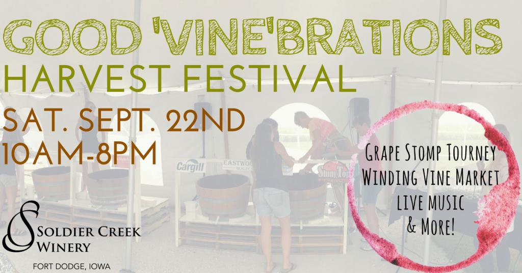 Harvest Festival Good 'Vine'brations