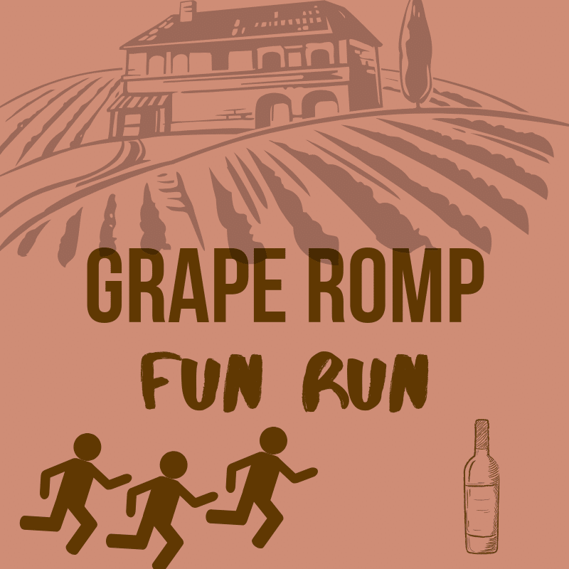 Grape Romp Fun Run